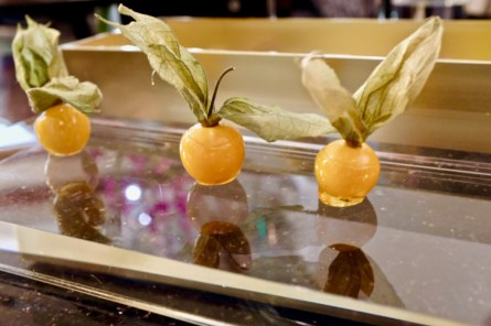 Pineapple & Pearls - Candied Gooseberries
