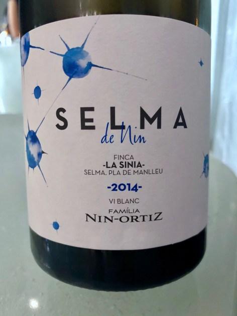 Enigma Concept - Familia Nin Ortiz, Selma din Nin Blanco 2014