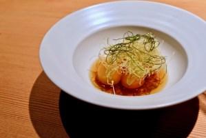 Maum - Tomato, cucumber, kelp, perilla, rice vinegar