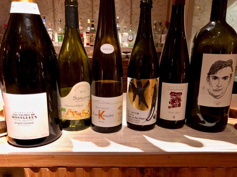 Gaggan at Eight Tables - Wine Pairings
