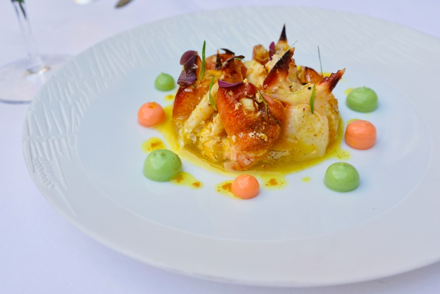 Epicure - Crab from Roscoff