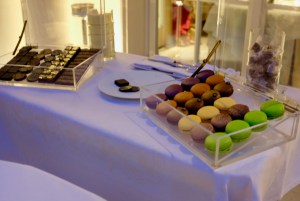 Epicure - Petit Fours Cart