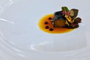 Dialogue LA - Honeynut squash, butterfly sorrel, bori-cha (barley tea)