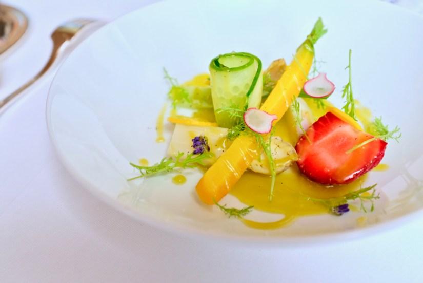 Arpege - Vegetable Salad