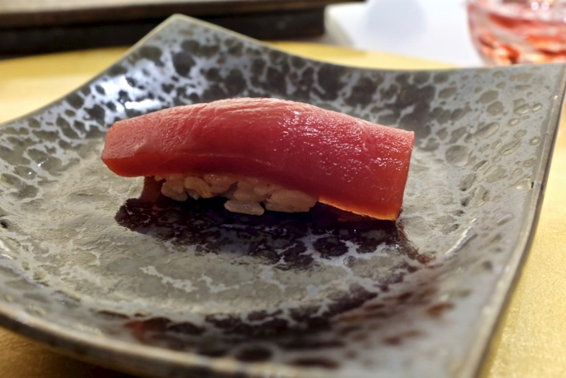 The Shota - Honmaguro Akami - Marinated lean bluefin tuna