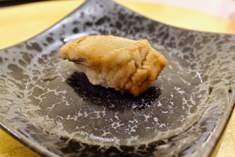 The Shota - Anago - saltwater eel