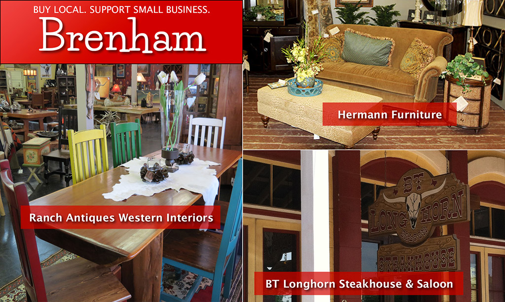 Brenham Facebook ad post