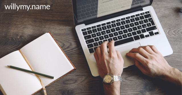 Tantangan 30 Hari Ngeblog - menulis blog