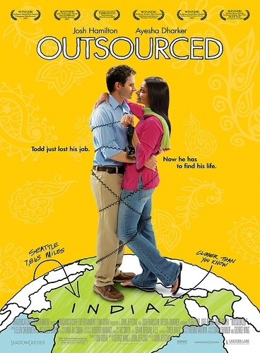Outsourced The Movie. Culture Clash Has Never Been More Fun.
