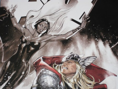 Comics Review: Avengers VS X-men Round 6