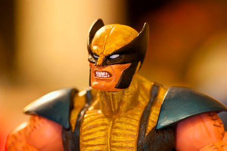 Famous Costume Not Used in The Wolverine