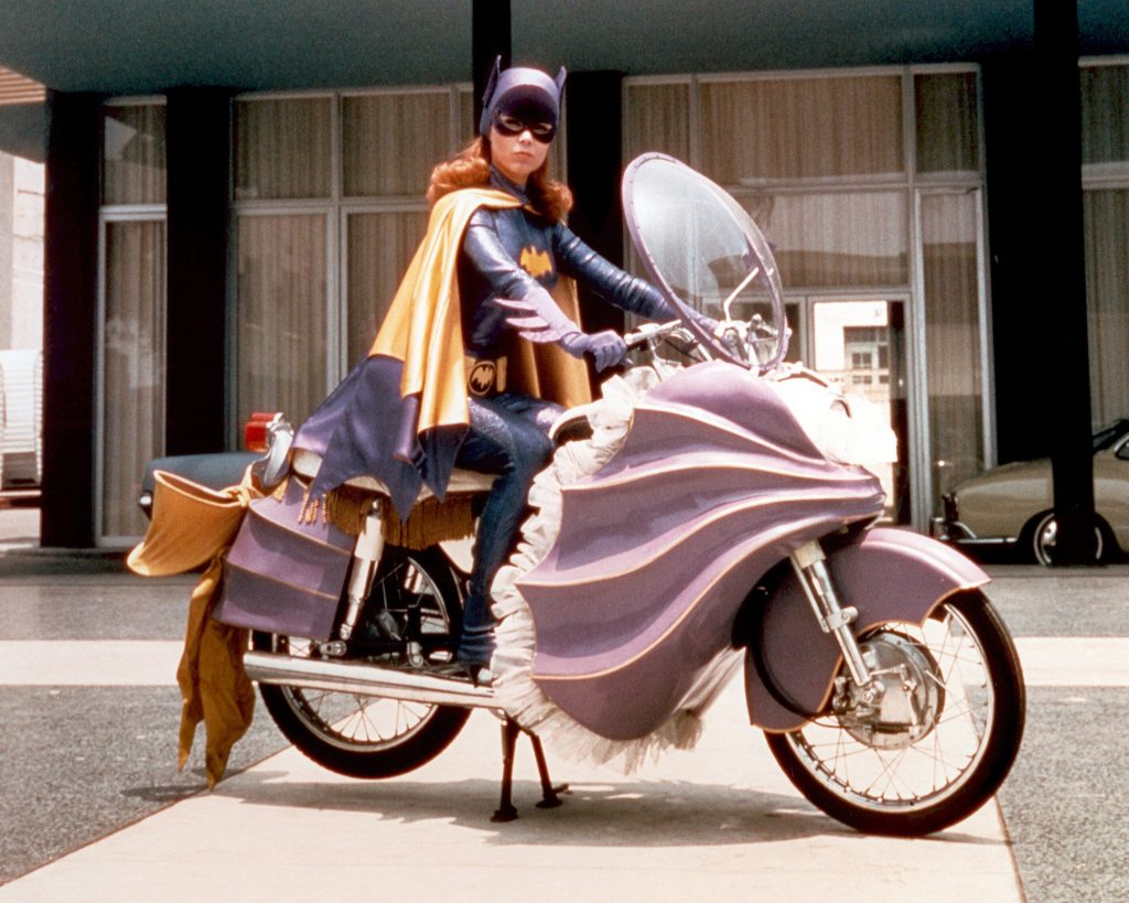 Batgirl is 50 Years Old. Let's Celebrate Her With An Infographic.