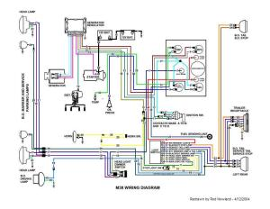 1951 M38 OffOn Switch Diagram Needed