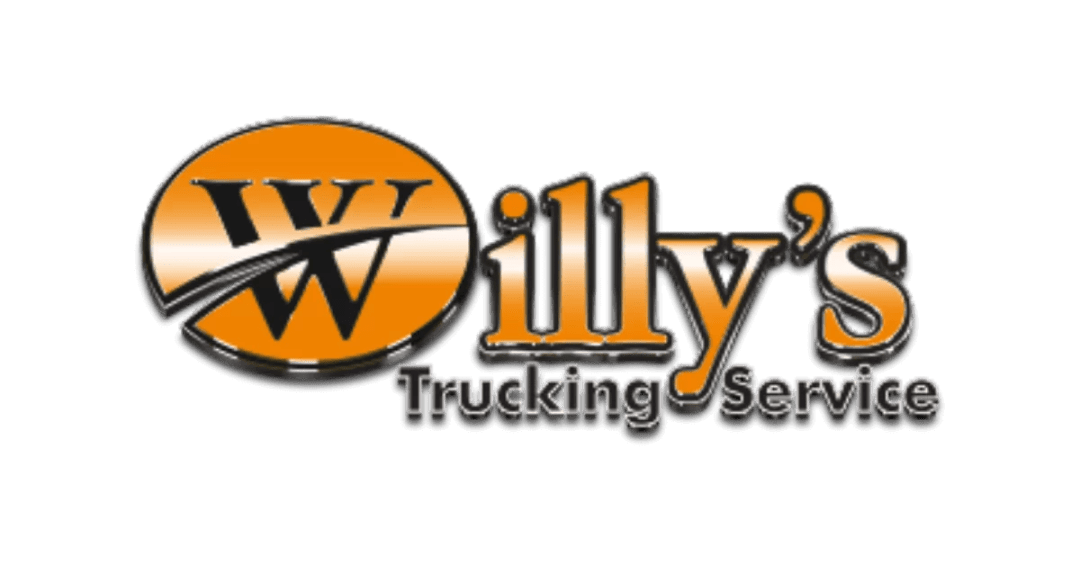 Willy's Trucking Service Logo