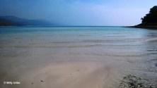 Playa de Sakarum. Dugi Otok. Dalmacia. Croacia.