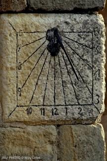 Reloj de sol. Sundial. Cantabria. Spain. WU PHOTO © Willy Uribe Archivo fotográfico Reportajes