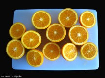 Media docena de naranjas. Vitamina C WU PHOTO © Willy Uribe Archivo fotográfico Reportajes