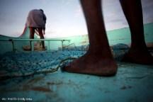 Pescadores. Golfo de Bengala. India. WU PHOTO © Willy Uribe Archivo Fotográfico Reportajes