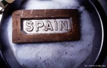 España en la fregadera. Spain in the sink. WU PHOTO © Willy Uribe Archivo fotográfico Reportajes