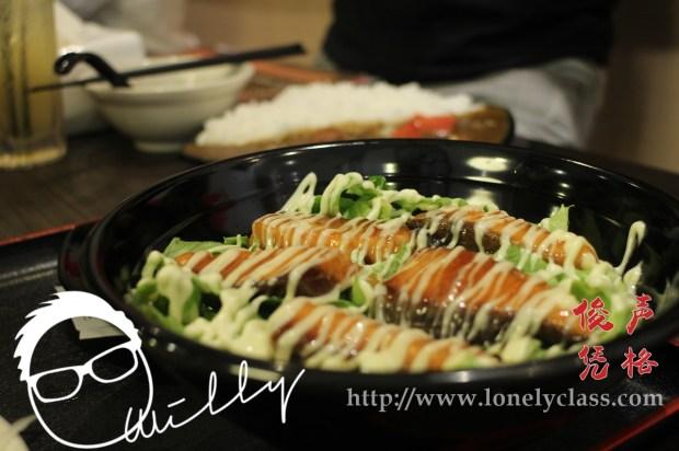 美奶兹烤三文鱼饭 Salmon Mayo – T.Yaki Udon RM19.80
