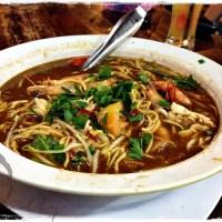 Sungai Petani 美食:虾面好吃啊!D'KING Mee Udang