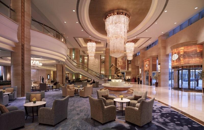 Hotel Lobby 酒店大堂