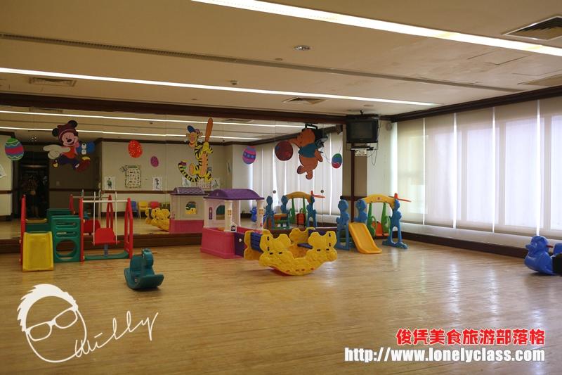 儿童游戏中心