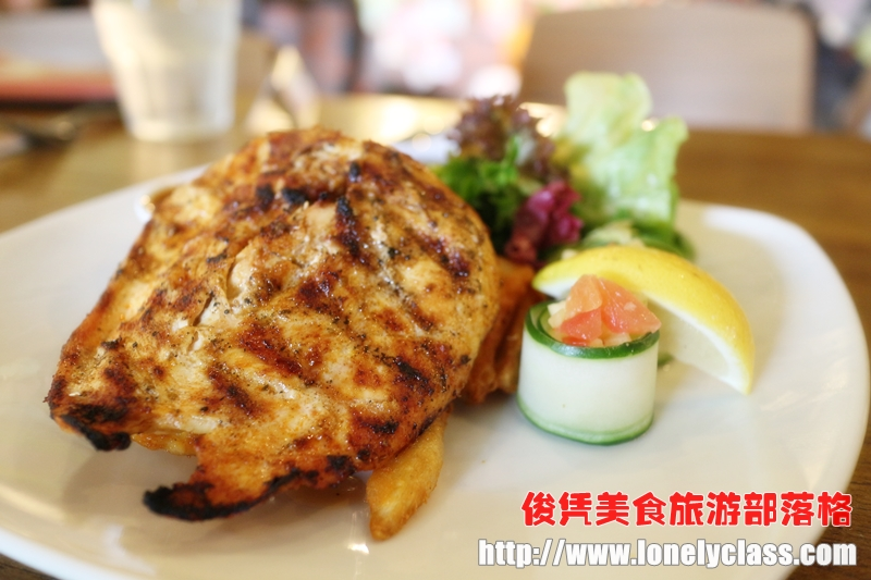 Pan Grilled Italian Herbs Chicken RM19