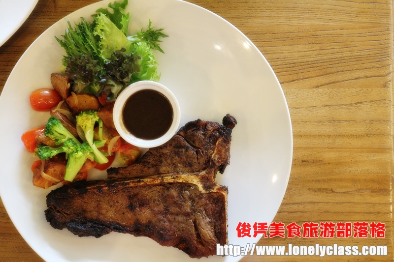 T-bone Steak RM52