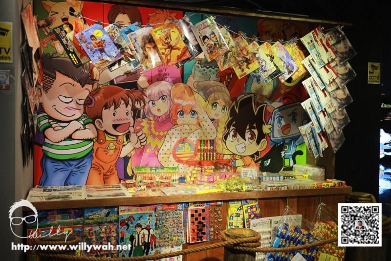 还记得以前在没有漫画店的时候,我们都在书摊买漫画书。
