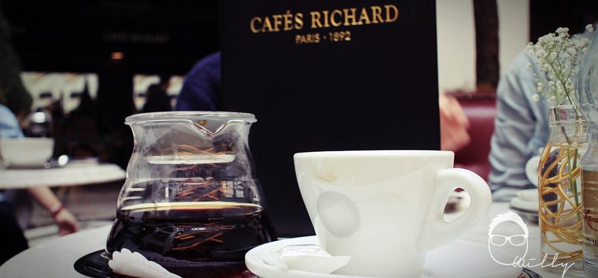 法式风情的咖啡馆 – Cafe Richard