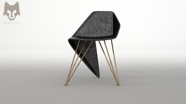 Chair: Ebor Designer: Wilmer Chaca © All rights reserved
