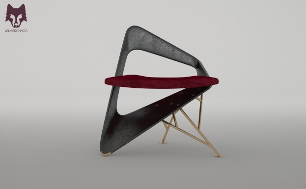 Chair: Ashikaga Designer: Wilmer Chaca © All rights reserved.