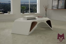 Coffee Table: Oia Designer: Wilmer Chaca © All rights reserved.