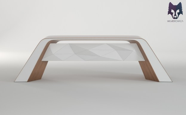 Desk: Eidola Designer: Wilmer Chaca © All rights reserved.