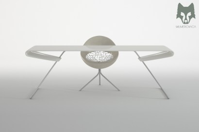 Dining Table: Stargazers Designer: Wilmer Chaca © All rights reserved.