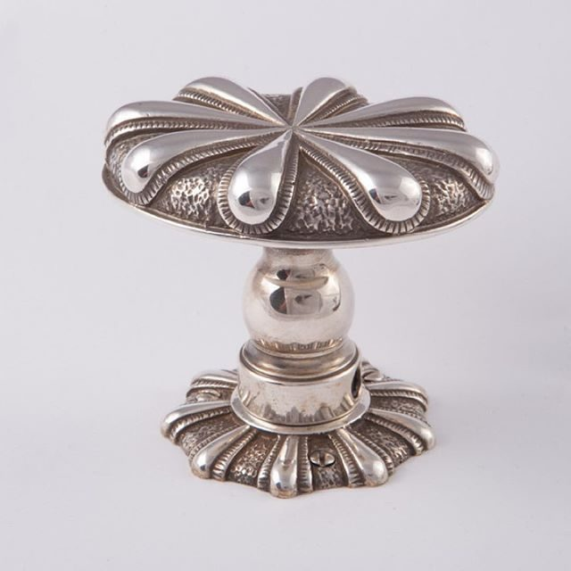 drawer pull handle cabinet cupboard door knobs cup wilmette hardware cast in house and finished in antique silver in our shop u2013 wilmette