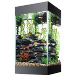 Save on the new 15 gallon columnar Aqueon tank kit