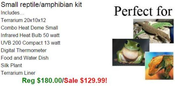 2015 kits small reptile