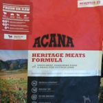 New Acana and some great changes