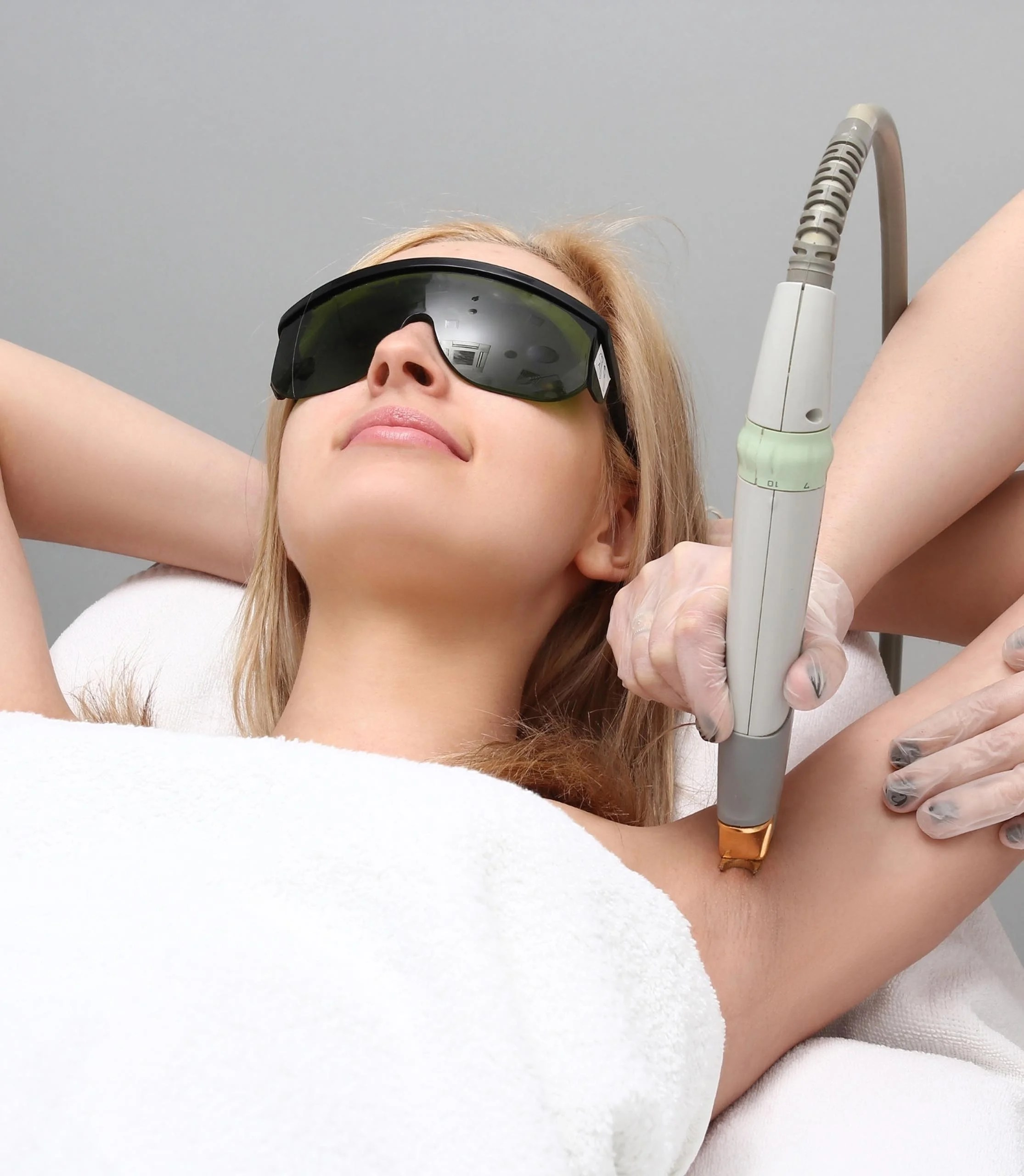 Wilmington Pain-Free Laser Hair Removal