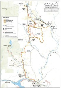 Valley Trail Map May 2014