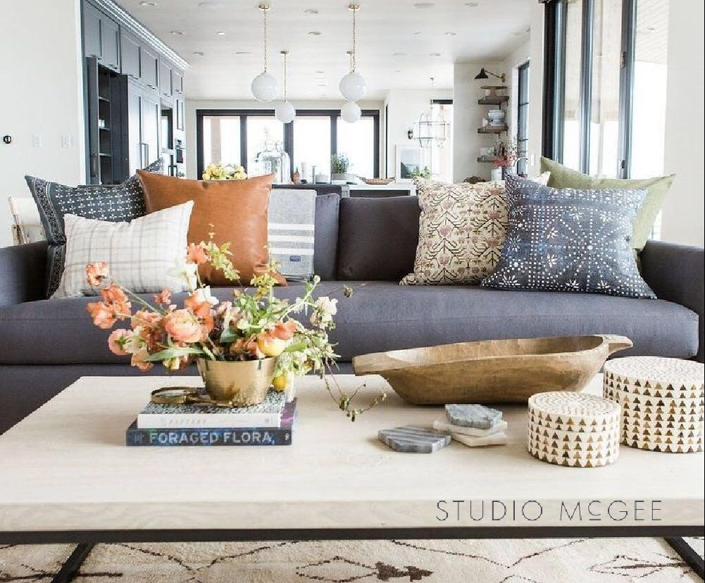 how to style throw pillows like a pro