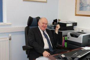 Dr Mark Brennan, Partner at Wilmslow Health Centre