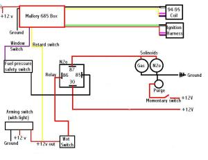 Gm Hei Ignition Wiring Diagram, Gm, Free Engine Image For
