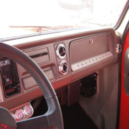 Air Conditioning In A 1966 Chevy Truck Wilsons Auto Restoration Blog Wilsons Auto