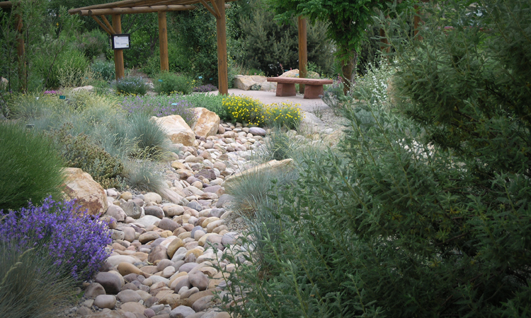 Win the Uphill Battle: How to Landscape a Hill | Wilson ... on Uphill Backyard Ideas  id=99331