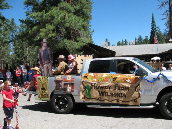 Howdy from Wilsonia