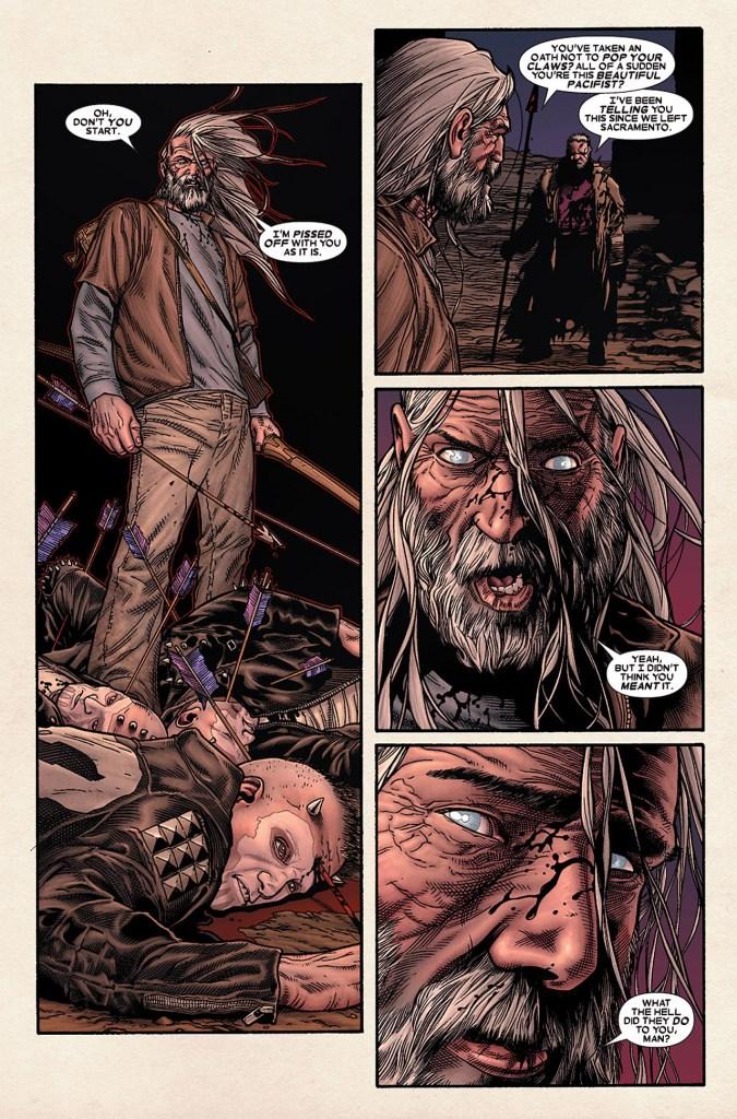 Old Man Logan | wilsonknut.com