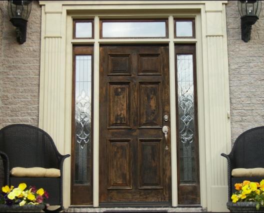 Top 3 reasons to install an Iron Door (3/4)